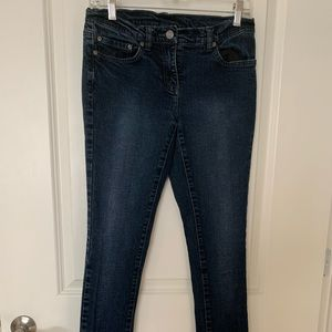 INC International Concepts Petite 4P skinny jeans